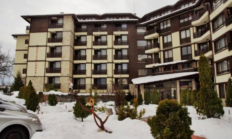 Two bedroom apartment  in Alpin Lodge Complex, Bansko