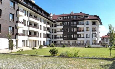 Апартамент в комплекс Aspen в Банско