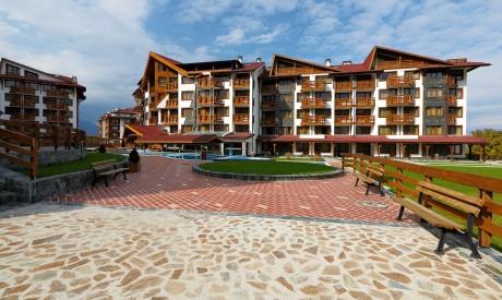Апартамент с две спални в Belvedere Холидей Клуб, Банско