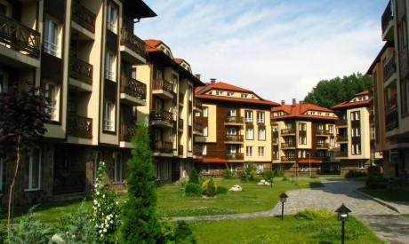 Апартамент с 1 спалня в комплекс Bojurland
