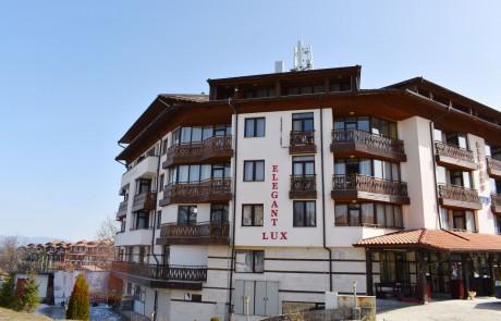 Апартамент с две спални в Elegant Lux