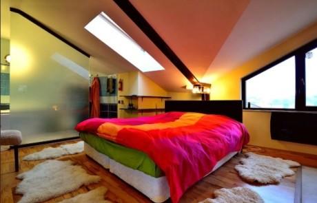 Луксозен апартамент със сауна джакузи и камина, Банско