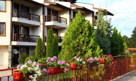 Ресторант и хотел в Банско