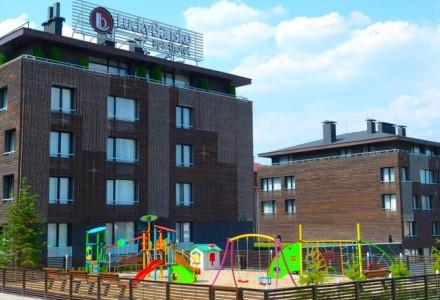 Роскошный апартамент в 5-звездочном отеле Lucky Bansko