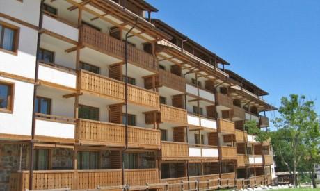 Едноспален апартамент под наем в Нов Хан в Банско