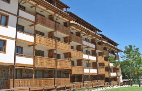 Едноспален апартамент под наем в Банско
