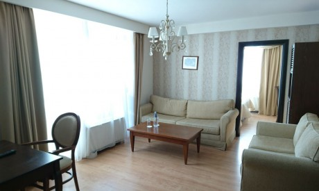 Двуспален апартамент в 5-звездния хотел Премиер, Банско