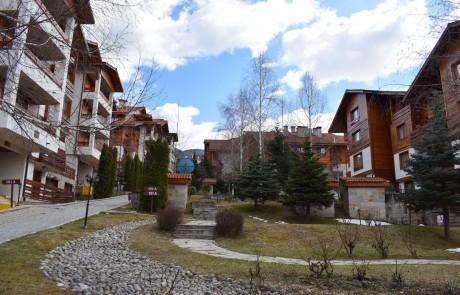 Двустаен апартамент от 105 кв.м. в Свети Иван Рилски