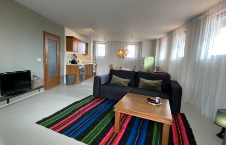 Двустаен апартамент с уникално местоположение в Банско