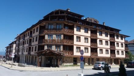 Студия в гостиничном комплексе Vihren Palace, Банско