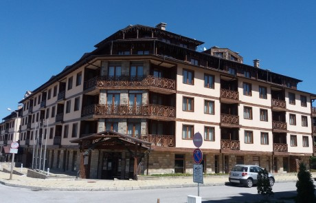 Едноспален апартамент в хотелски комплекс Vihren Palace, Банско