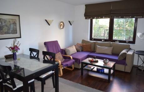 Луксозен двуспален апартамент в хотелски комплекс  в Банско