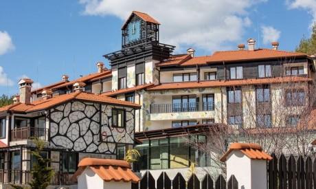 Къща в комплекс Русковец с минерална вода