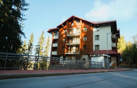 Едноспален апартамент за продажба в Пампорово