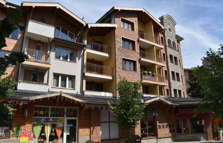 Двустаен апартамент в Пирин Голф
