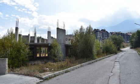Инвестиционен проект за продажба: жилищна сграда в Банско